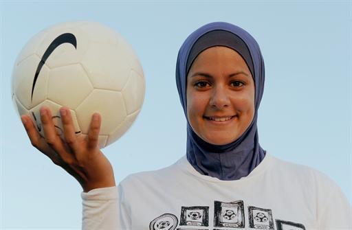 Foot Hijab FIFA