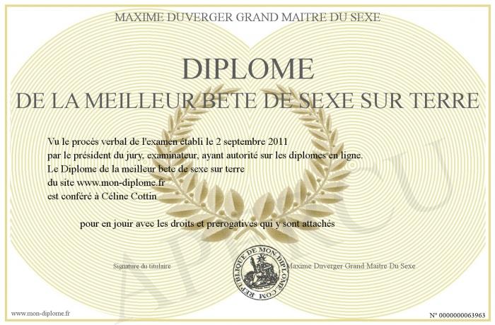 700-63963-Diplome_de_la_meilleur_bete_de_sexe_sur_terre