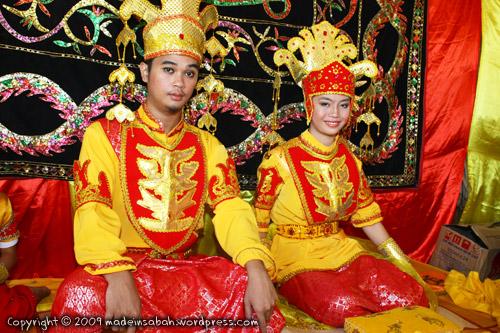 Tidong-wedding