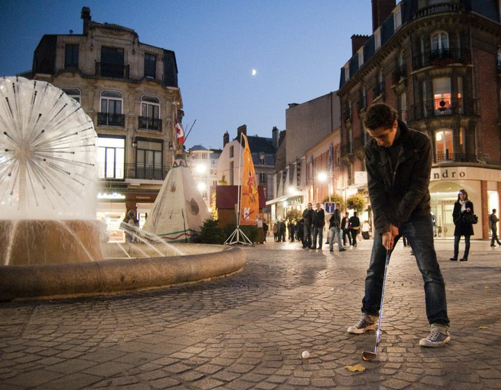 streetgolf-welcomeweek-reims-par-Liberty-Swing