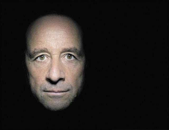 Hollande portrait officiel