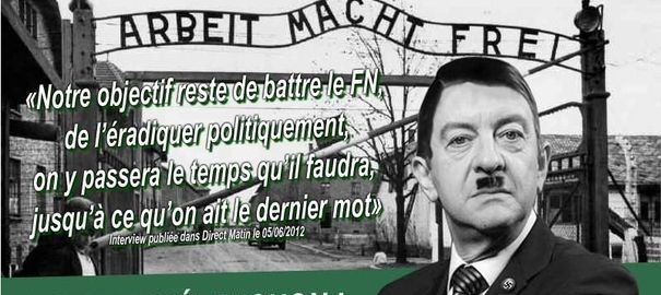 mlenchon-hitler-tract-anonyme-heil-camp-concentration-fn-front-de-gauche