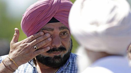 Sikh tuerie