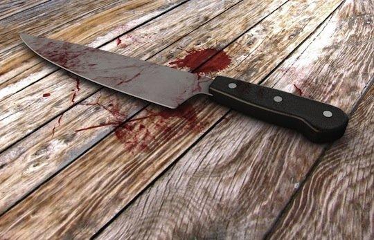 knifebloody