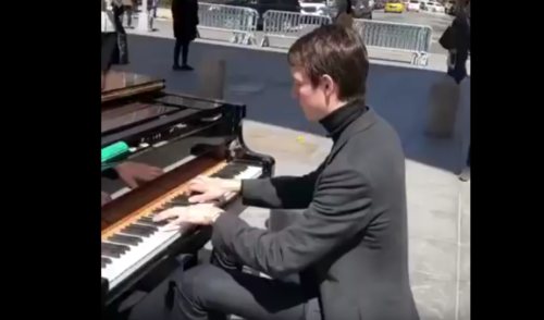 Alexandre Arnault piano
